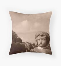 Dont Blink!! Throw Pillow
