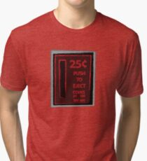 Push To Eject Tri-blend T-Shirt
