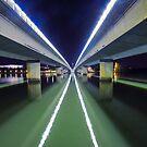 Commonwealth Avenue Bridge by David Haworth