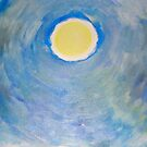 Sun and Clouds by Valerie Howell