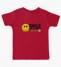Dashcam.tv Bumper Sticker Kids Tee