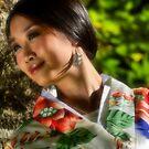 Geisha Girl - Mt Wilson NSW Australia by Bev Woodman