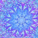 Snowflake Fractal 4 by Tori Snow