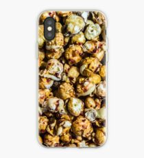 Caramel Popcorn iPhone Case