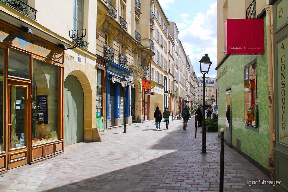 Parisian Mosaic - Piece 31 by Igor Shrayer