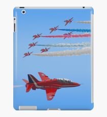 Red Arrows I Pad Case iPad Case/Skin