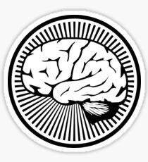 Brain!!! Sticker