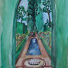 Portal  by Caroline  Hajjar Duggan