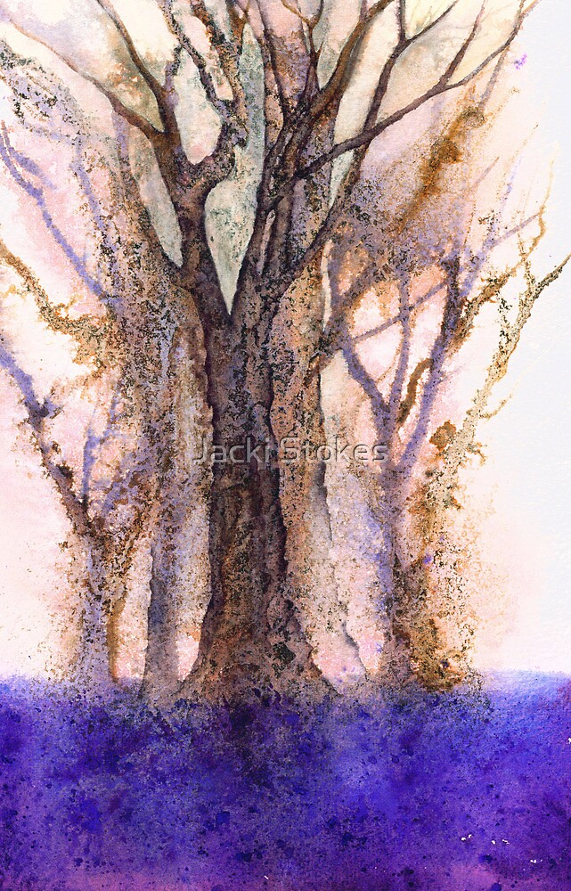 If you go down to the woods today you're sure of a big surprise. by Jacki Stokes