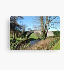 ayrshire Canvas Print
