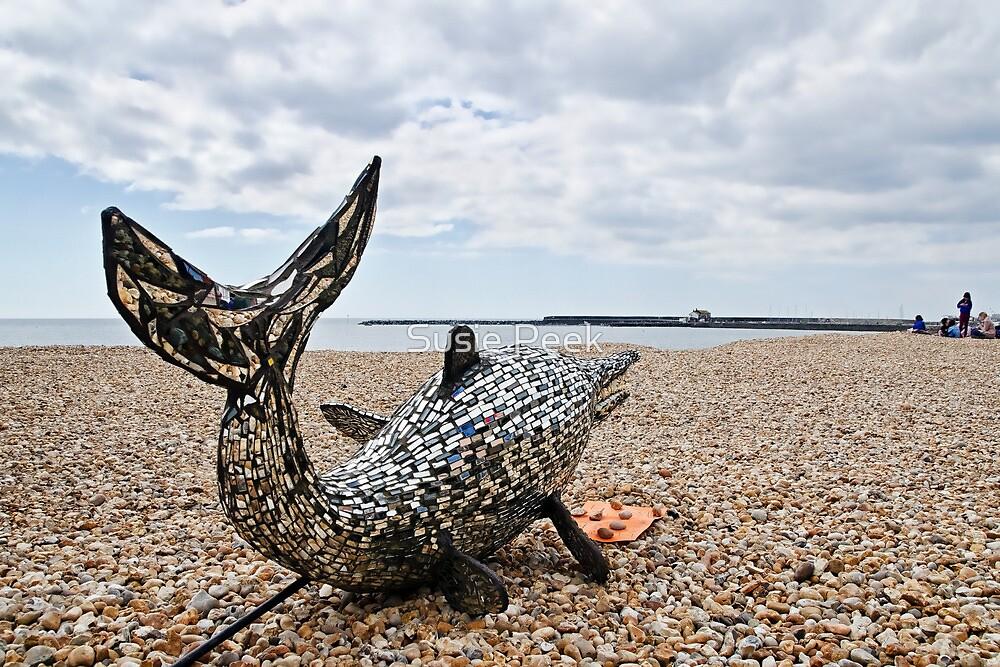 Lyme Regis Fossil Festival by Susie Peek