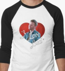 I Love Luci Men's Baseball ¾ T-Shirt