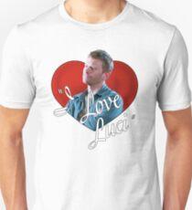 Camiseta unisex Amo a Luci