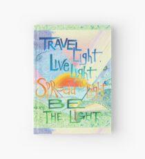 Be The Light Hardcover Journal