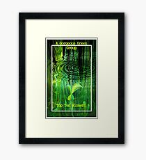 Banner - AGG - Top Ten Winner Framed Print