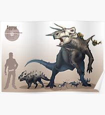 Aggron Poster