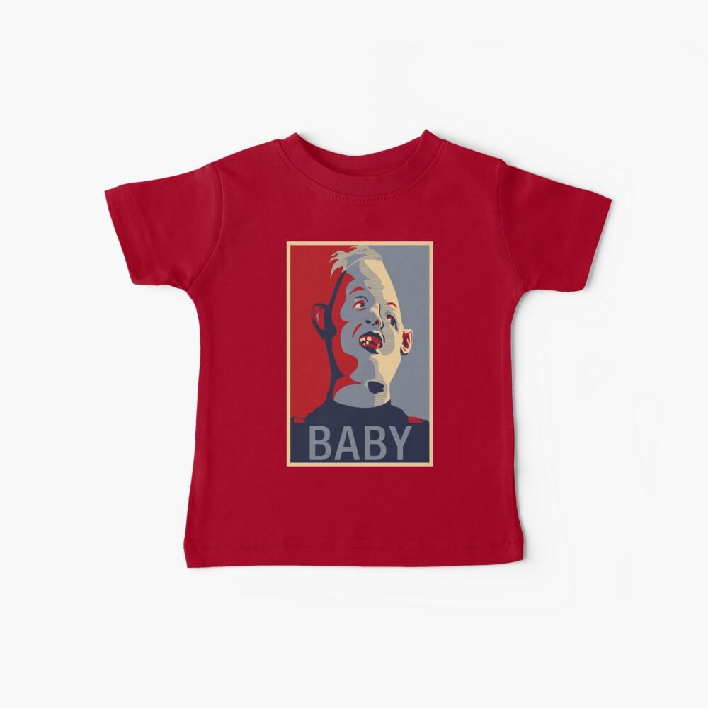 "Pereza de The Goonies - ""Baby"" Camiseta para bebés"