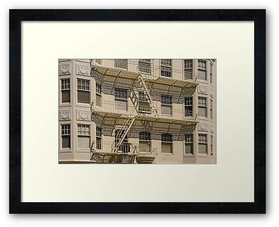 San Francisco Apartments by mlphoto