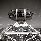 London Eye England by mlphoto