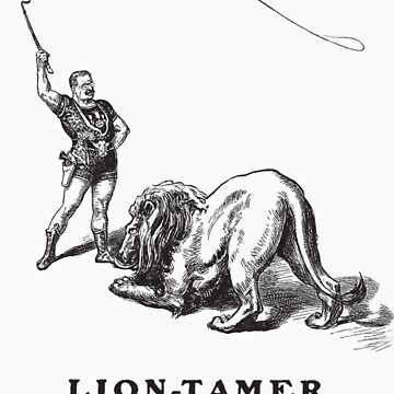 Lion Tamer by gagger