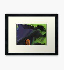 Three adventurers  Framed Print