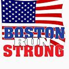Boston Run Strong by Mark Maloney