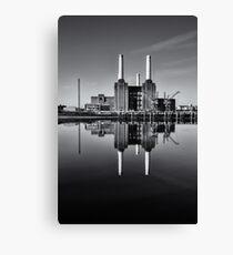 Lienzo Central eléctrica de Battersea (Inglaterra) Mono