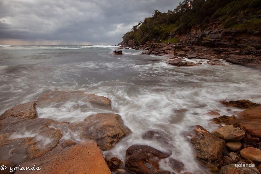 Satin Rocks by yolanda