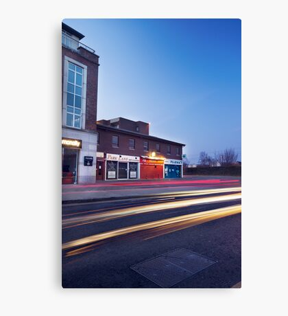 Sandymount Canvas Print