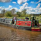 Canal Boat by mlphoto