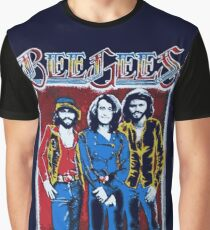 BEE GEES WORLD TOUR Graphic T-Shirt