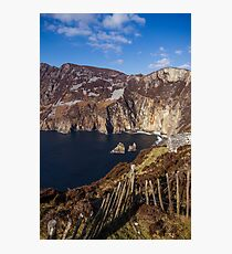 Slieve League, Co. Donegal Photographic Print