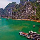 Vietnam. Halong Bay. by vadim19