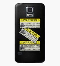Dubstep Warning Case/Skin for Samsung Galaxy