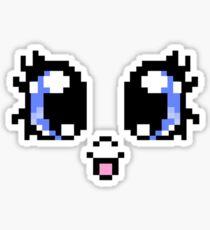 Pixel Pie Sticker