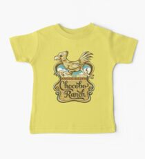 Choco Billy's Chocobo Ranch Baby Tee
