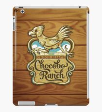 Choco Billy's Chocobo Ranch iPad Case/Skin