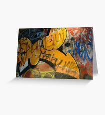 Street Art [1/7] - Philadelphia, PA Greeting Card
