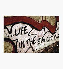 Street Art [7/7] - Philadelphia, PA Photographic Print