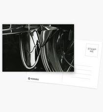 Metallic Reflections [1/8] (35mm Film) Postcards