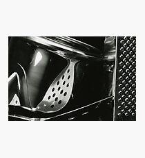 Metallic Reflections [2/8] (35mm Film) Photographic Print