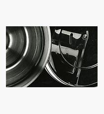 Metallic Reflections [3/8] (35mm Film) Photographic Print