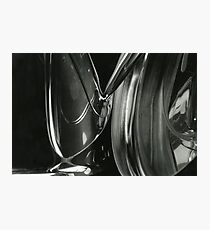 Metallic Reflections [4/8] (35mm Film) Photographic Print