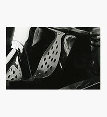 Metallic Reflections [5/8] (35mm Film) Photographic Print