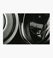 Metallic Reflections [6/8] (35mm Film) Photographic Print
