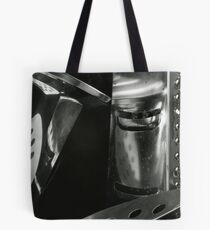 Metallic Reflections [7/8] (35mm Film) Tote Bag