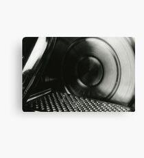 Metallic Reflections [8/8] (35mm Film) Canvas Print
