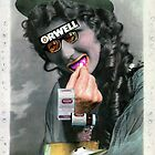 Orwellian Conclusion. by Andy Nawroski