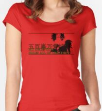 DOA Player Select - Tengu Women's Fitted Scoop T-Shirt