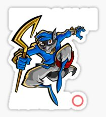 Sly Cooper - keep calm Sticker